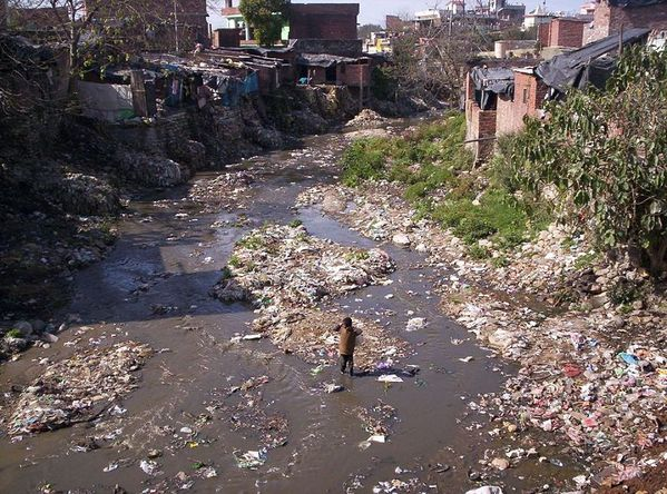 Essay on River Water Pollution in India (with statistics)